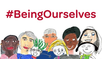 #BeingOurselves