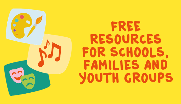 Free resources for schools, families and youth groups