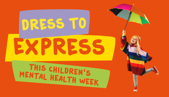 Dress to Express this Children's Mental Health Week